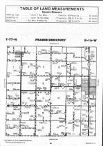Map Image 020, Mahaska County 1993
